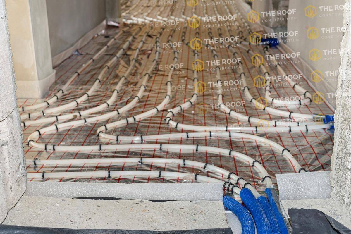 Изграждане на отоплителни инсталации